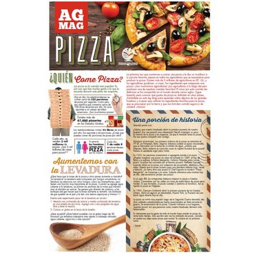 Pizza Ag Mag (Spanish)