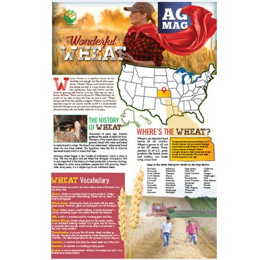 Wheat Ag Mag