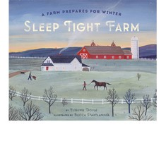 Sleep Tight Farm Book