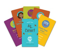 Career Card Game - Name that Ag Career