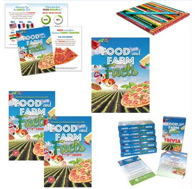 Food And Farm Facts Kit
