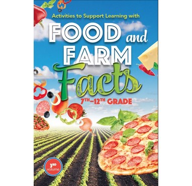 Food And Farm Facts Activity Cards, 7-12Th Grade