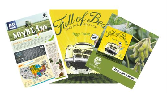 """""""Full Of Beans: Henry Ford Grows A Car"""" Bundle"""