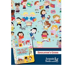HOW DID THAT GET IN MY LUNCHBOX?  EDUCATOR'S GUIDE