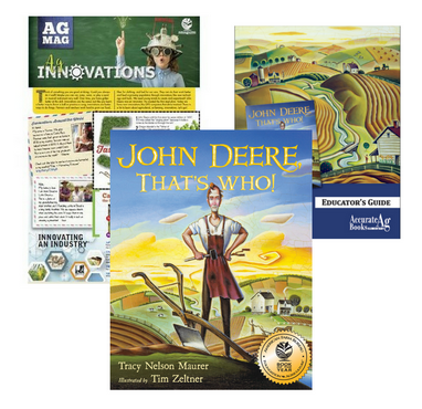 John Deere Educator'S Bundle With Book