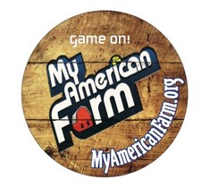 Stickers - My American Farm