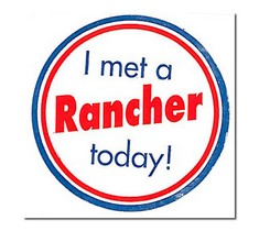 Stickers - I Met A Rancher Today!