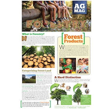 Forestry Ag Mag
