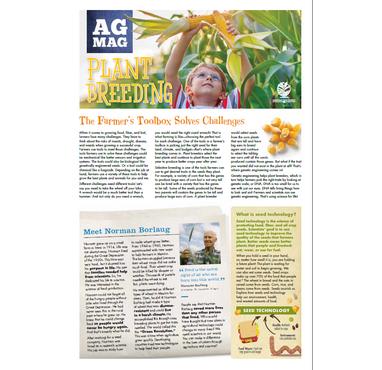 Plant Breeding Ag Mag