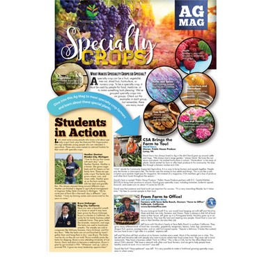 Specialty Crop Ag Mag