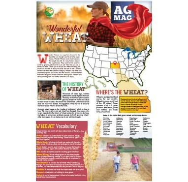 Wheat Ag Mag