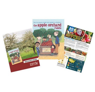 The Apple Orchard Riddle Educator's Bundle With Book