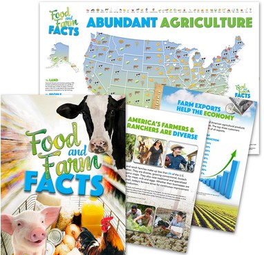 2019 Food And Farm Facts Book And Map