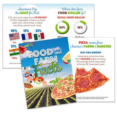 Food And Farm Facts - Pocket Guides