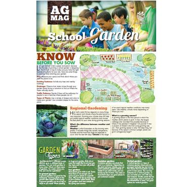 School Garden Ag Mag