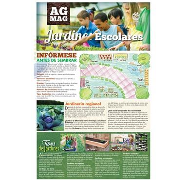 School Garden Ag Mag (Spanish)