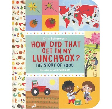 How Did That Get In My Lunchbox? Book