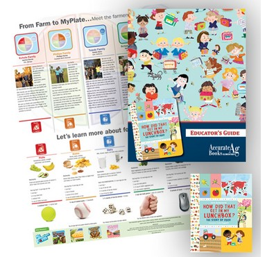 How Did That Get In My Lunchbox? Educator's Bundle With Book