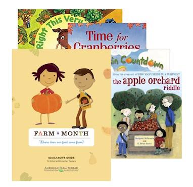 Farm A Month Book Bundle