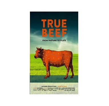 True Beef: From Pasture To Plate Dvd