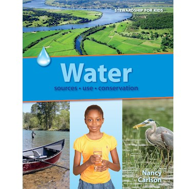 Water. Sources. Use. Conservation